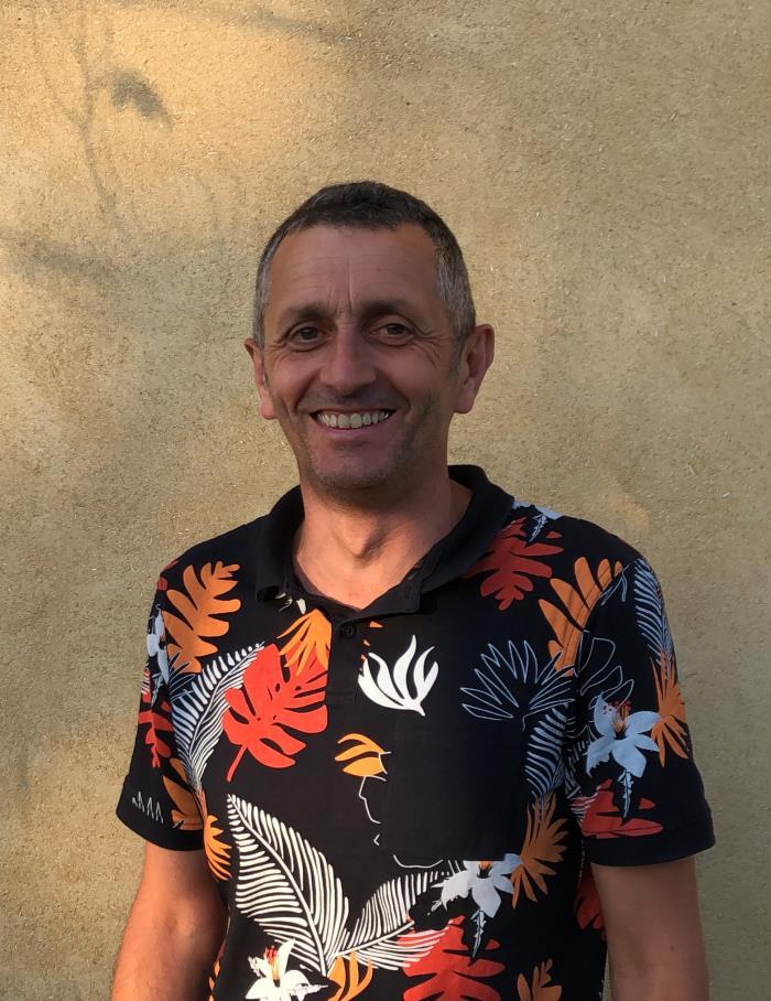 Christian GAUTIER, conseiller municipal délégué à la vie associative