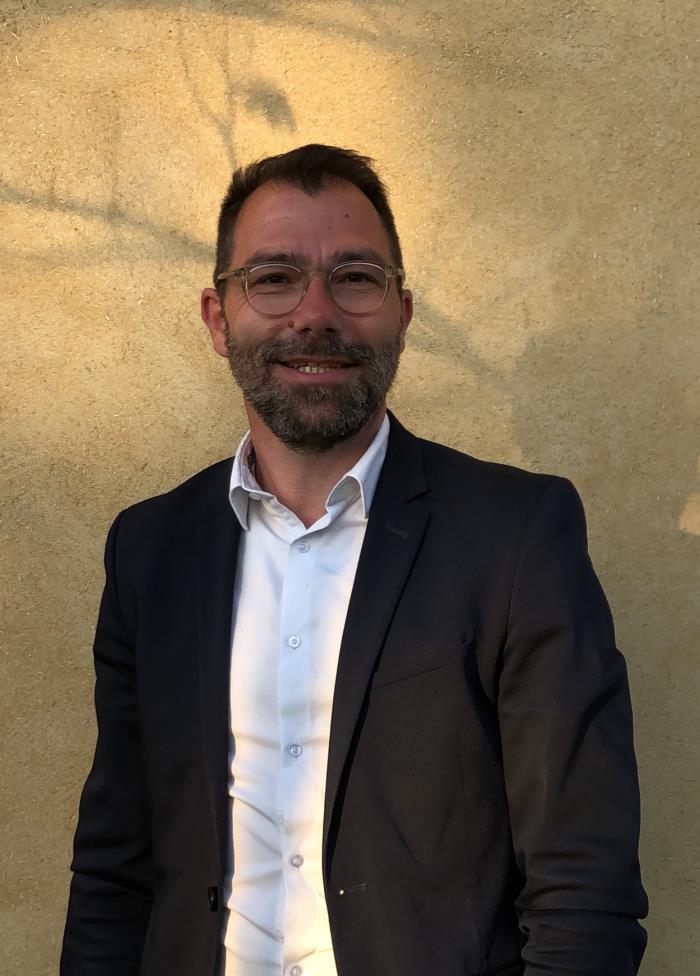 Christophe LOYEAU, conseiller municipal délégué à la communication & la culture