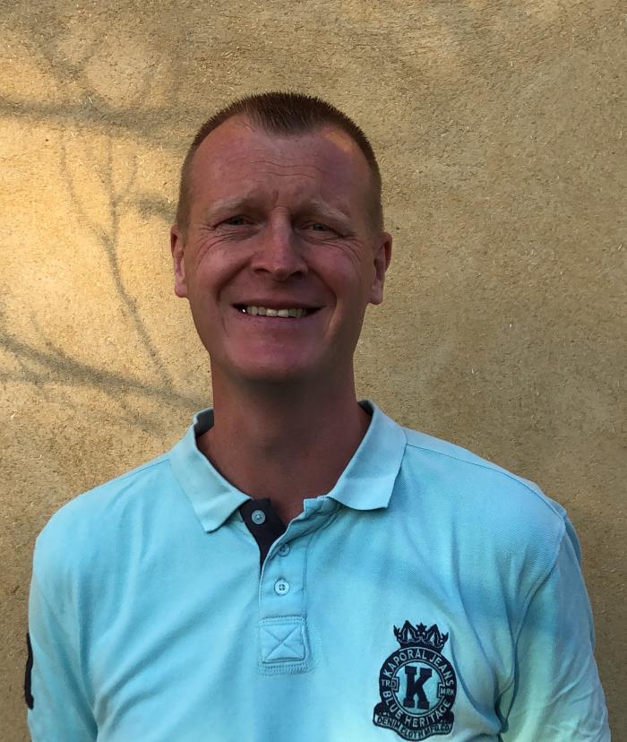 Christophe VALY, conseiller municipal