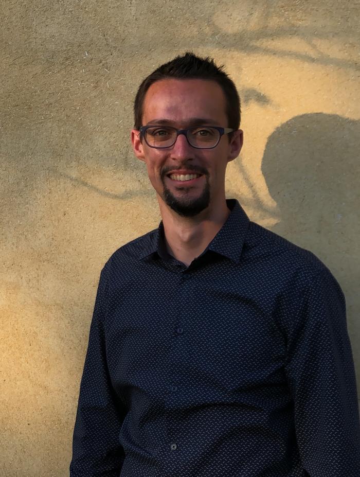 Gwennaël DANION, 4ème adjoint (finances, environnement & cadre de vie)