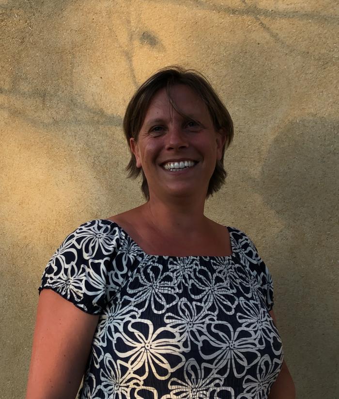 Julie BOCHEL, conseillère municipale déléguée au patrimoine communal