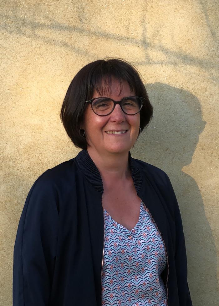 Sylvie GARDANS, conseillère municipale